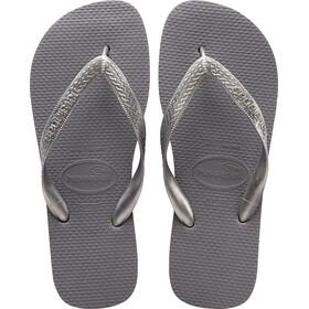 havaianas Top Tiras Sandals Women grey